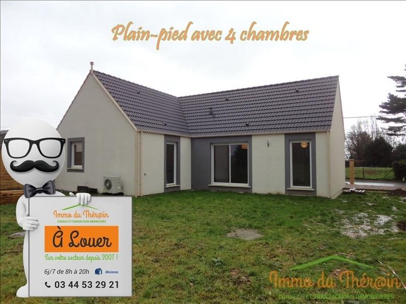 Rental house / villa Pisseleu 870€ CC - Picture 1