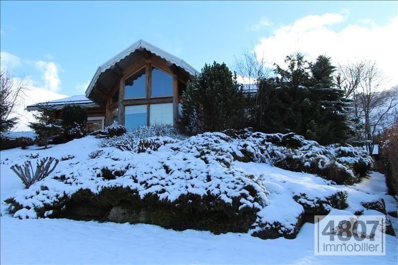Vente de prestige maison / villa Saint sixt 750000€ - Photo 2