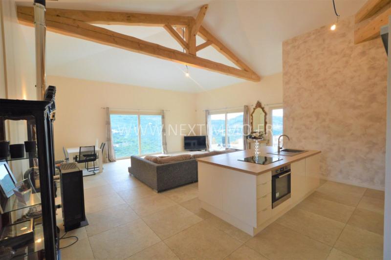 Revenda residencial de prestígio casa Peille 900000€ - Fotografia 2