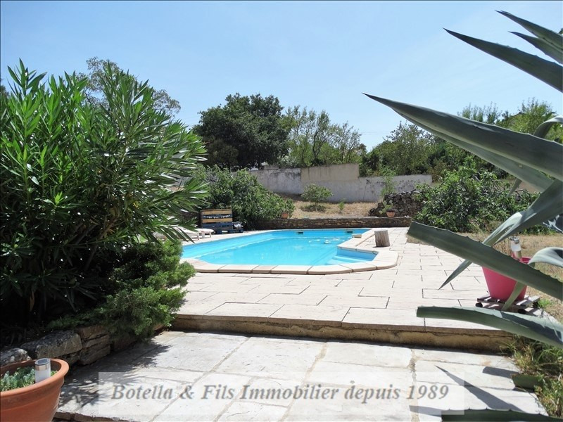 Vente maison / villa Bagnols sur ceze 395000€ - Photo 14