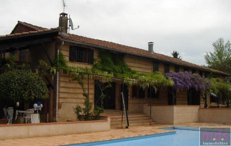 Vente de prestige maison / villa Montastruc-la-conseillere secteur 690000€ - Photo 13