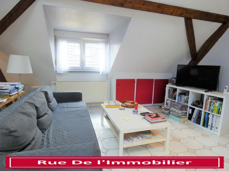 Sale apartment Mommenheim 139 100€ - Picture 2