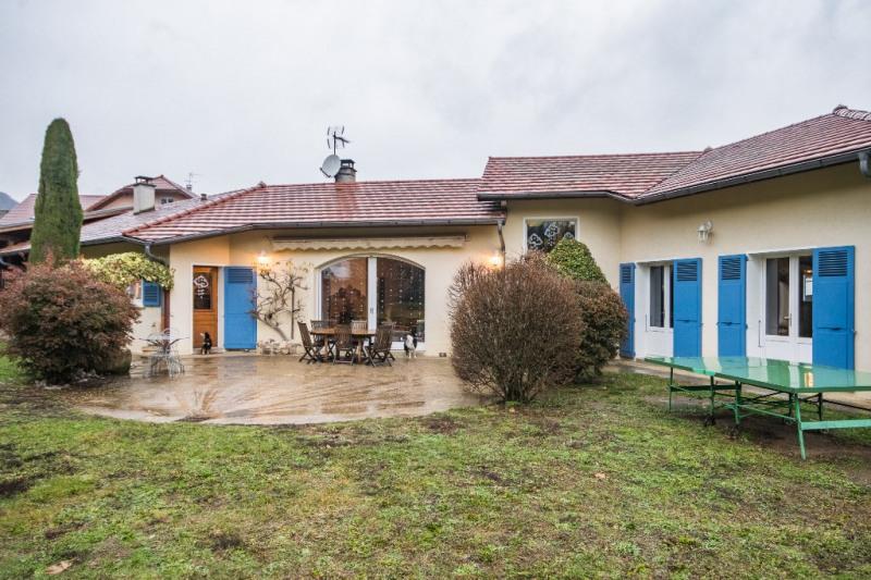 Maison type 6 - Calme et luminosité - 198 m² - Chapareillan