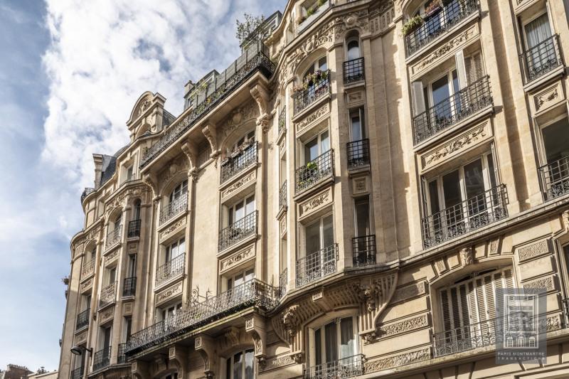 Deluxe sale apartment Paris 18ème 1820000€ - Picture 12