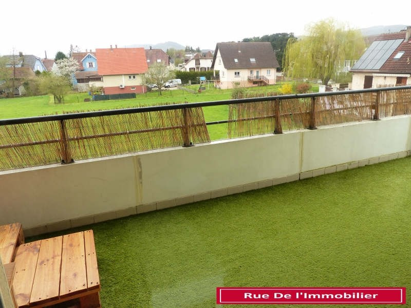 Vente appartement Monswiller 212400€ - Photo 1