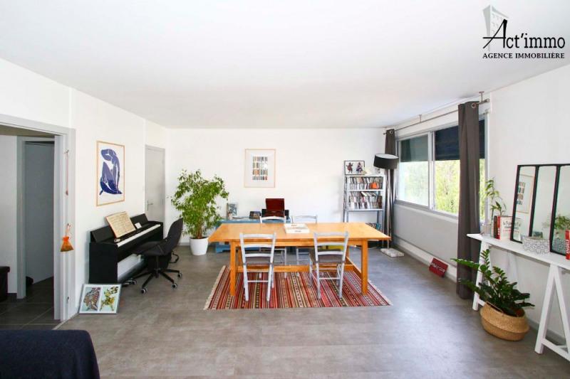 Appartement 4 pièces + c à seyssinet-pariset