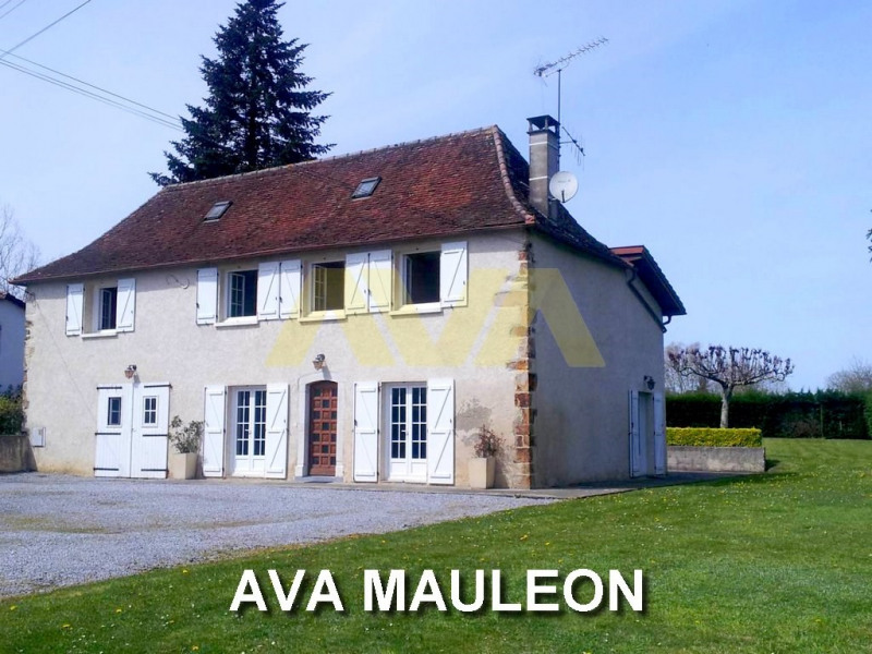 Vente maison / villa Mauléon-licharre 241000€ - Photo 1
