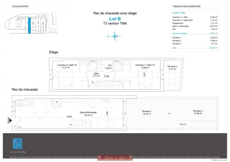 Vente appartement Bormes les mimosas 315000€ - Photo 4