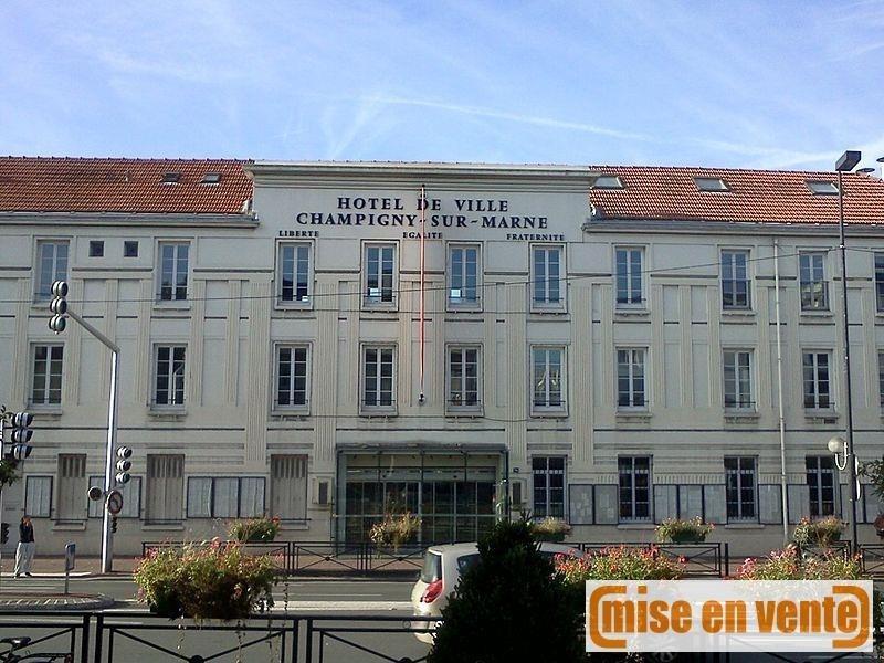Produit d'investissement appartement Champigny sur marne 117700€ - Photo 1