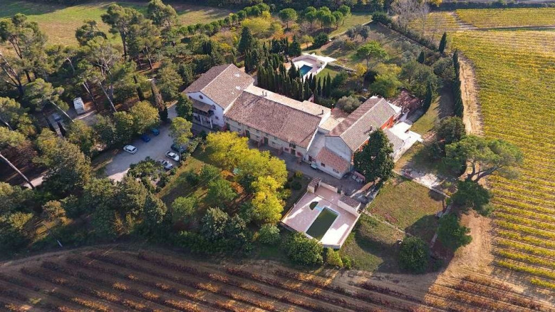 Deluxe sale house / villa Carcassonne 1185000€ - Picture 1