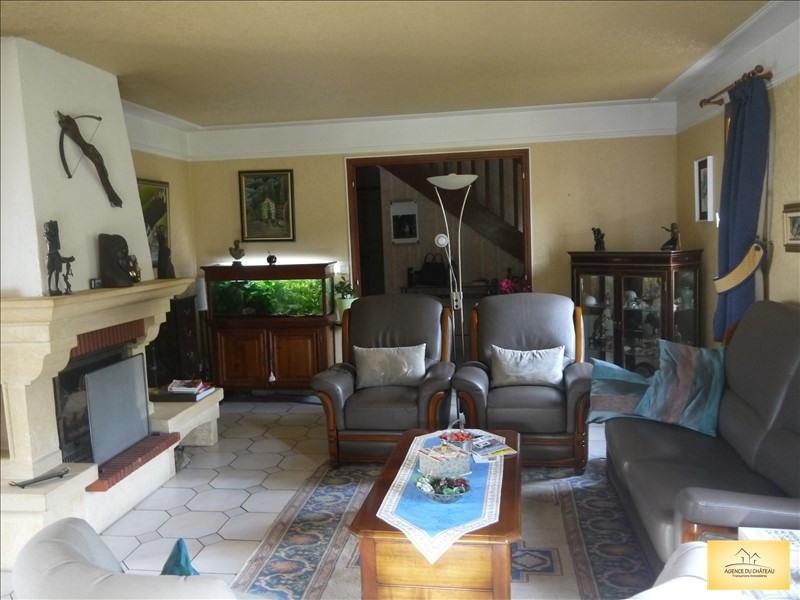 Sale house / villa Villette 368000€ - Picture 7