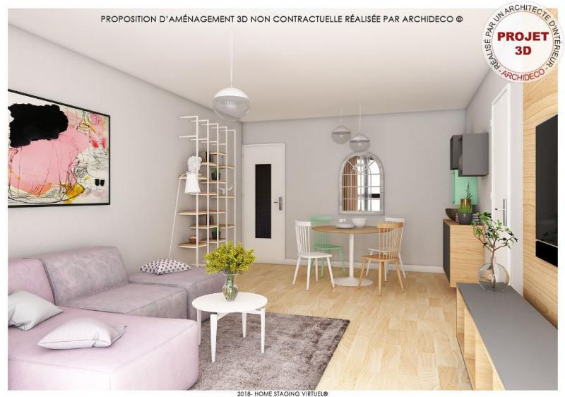 Vente appartement Colomiers 79000€ - Photo 1
