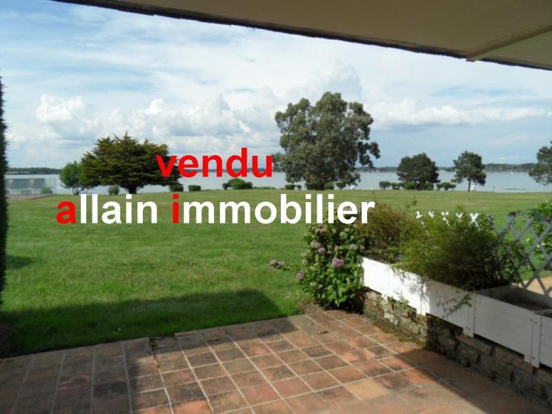 Verkoop  appartement Locmariaquer 243650€ - Foto 1