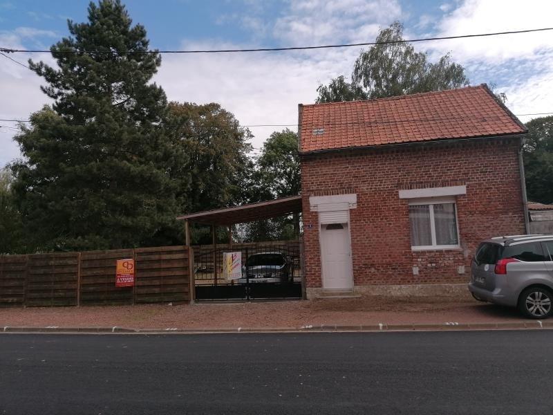 Vente maison / villa Metz en couture 65690€ - Photo 1
