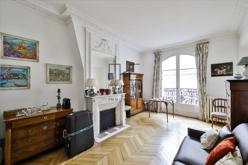 Deluxe sale apartment Paris 17ème 2 850 000€ - Picture 7