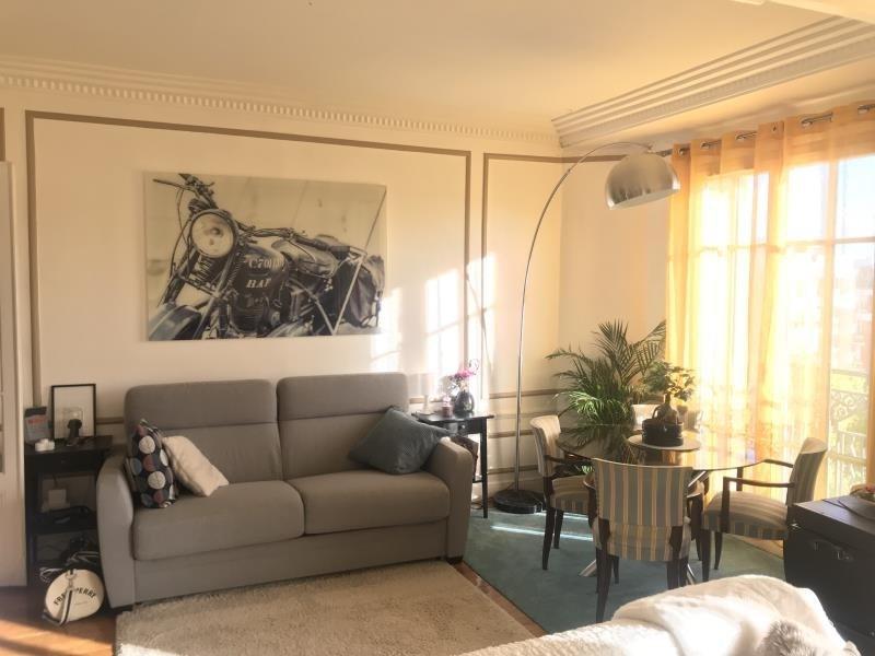 Verkauf von luxusobjekt wohnung Neuilly sur seine 1690000€ - Fotografie 1
