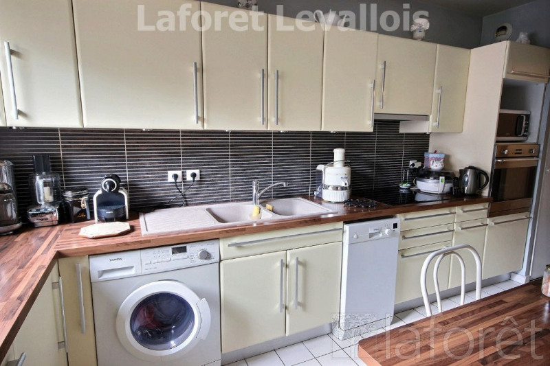 Vente appartement Levallois perret 862 000€ - Photo 3