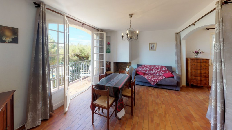 Location vacances appartement Saint cyr sur mer 380€ - Photo 3