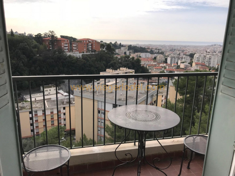 Life annuity apartment Nice 55 000€ - Picture 1