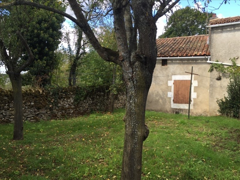 Vente maison / villa Aslonnes 85 000€ - Photo 2