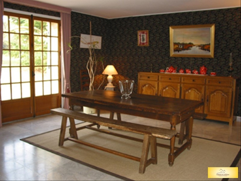 Vente de prestige maison / villa Fontenay mauvoisin 1190000€ - Photo 5