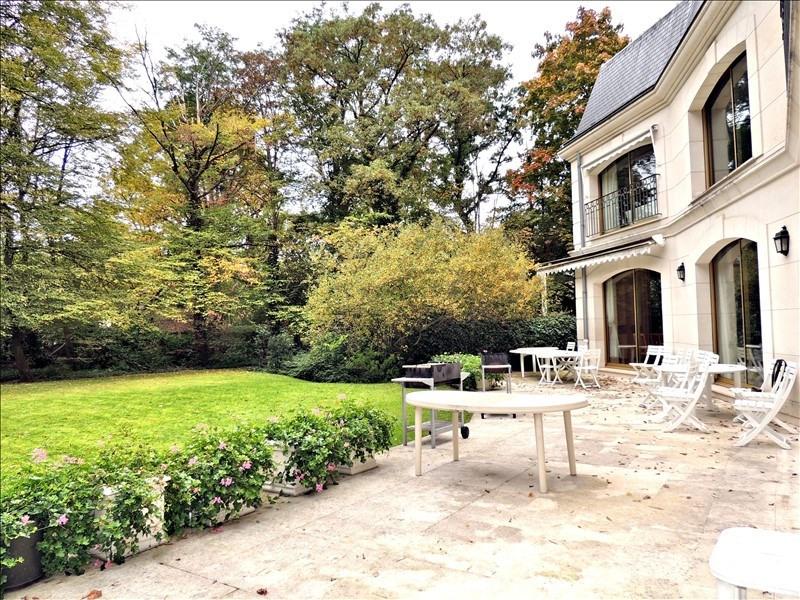 Vente de prestige maison / villa Le vesinet 3700000€ - Photo 2