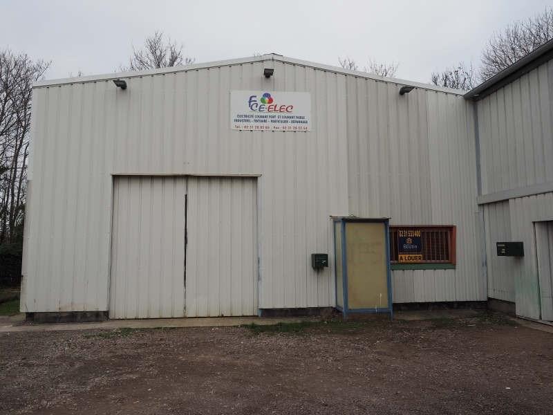 Rental office Bieville beuville 580€ HT/HC - Picture 1
