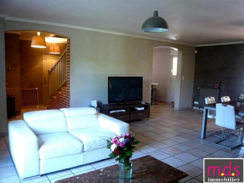 Sale house / villa Castelginest secteur 390000€ - Picture 6