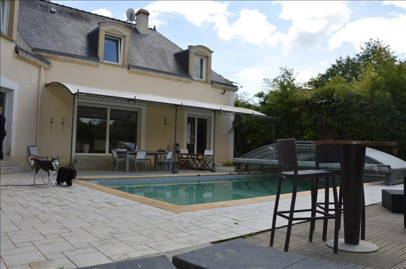 Vente de prestige maison / villa Sautron 686400€ - Photo 6