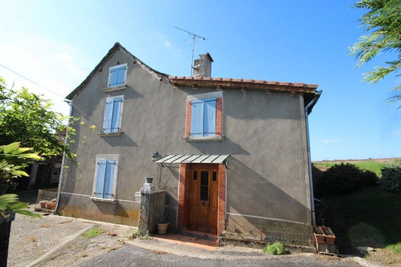 Sale house / villa Jouqueviel 137 800€ - Picture 2