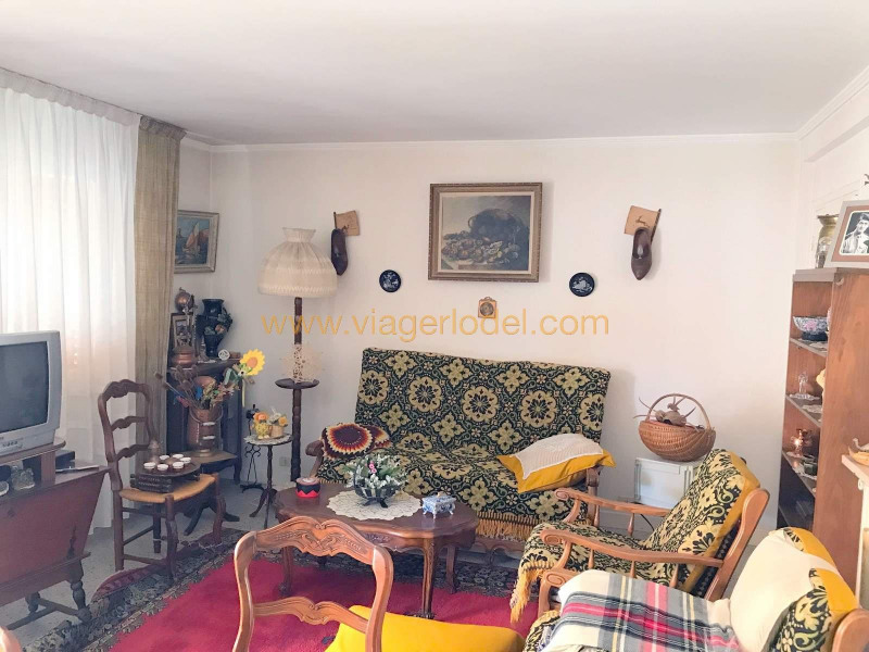 Viager appartement Nice 55 000€ - Photo 1