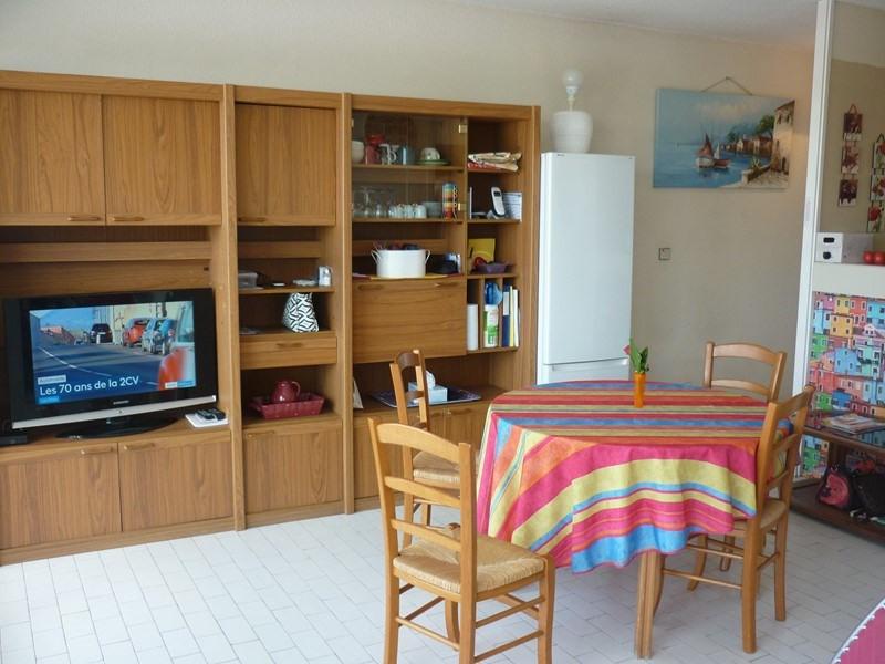 Vermietung von ferienwohnung wohnung La grande motte 455€ - Fotografie 3