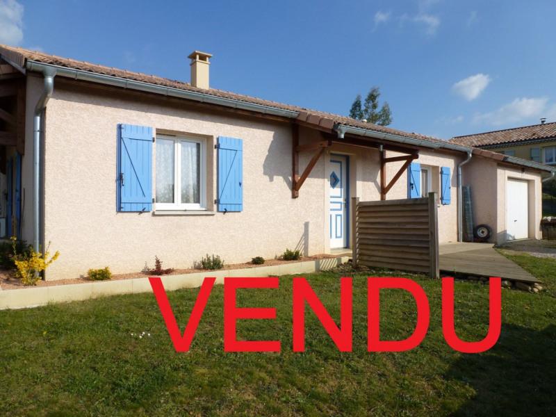 Vente maison / villa Hauterives 193000€ - Photo 1