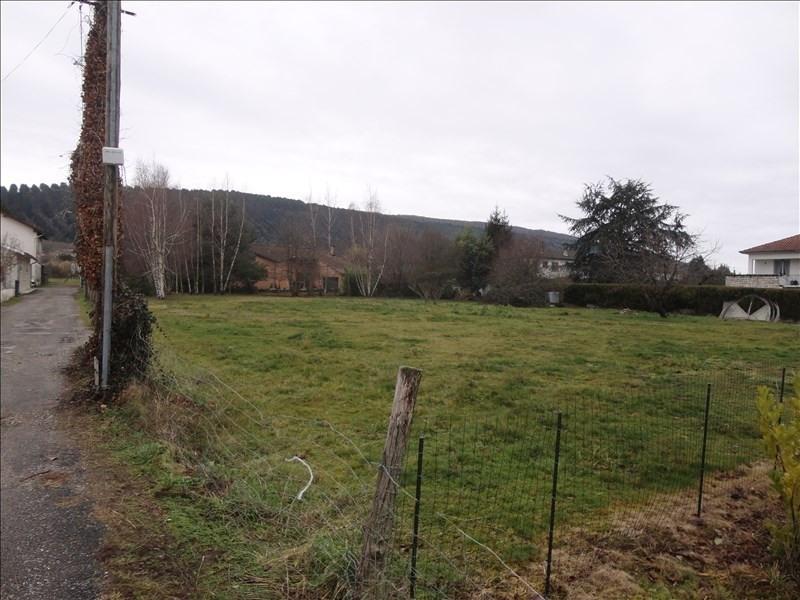 Vente terrain Laroque d'olmes 55000€ - Photo 1