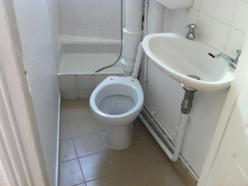 Rental apartment Paris 15ème 765€ CC - Picture 2