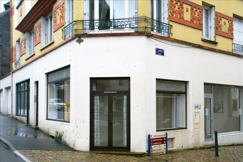 Location local commercial Quimperle 330€ HC - Photo 1