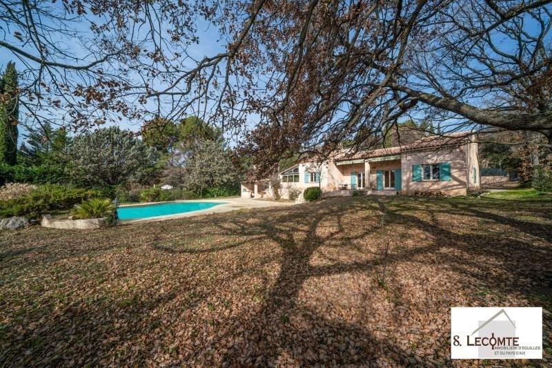 Vente maison / villa Eguilles 823000€ - Photo 2