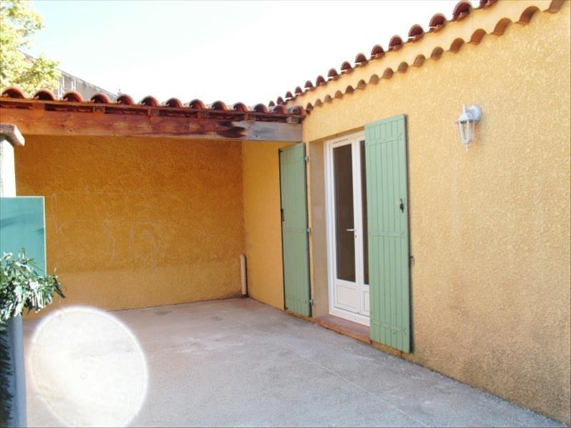 Vente maison / villa Pourrieres 199000€ - Photo 1