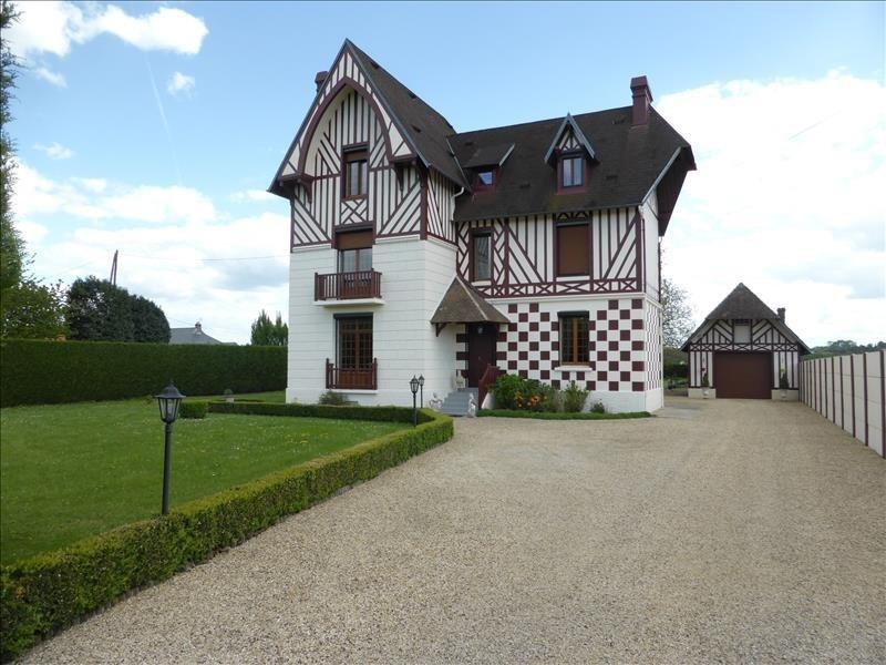 Vente maison / villa Crepy en valois 379000€ - Photo 1