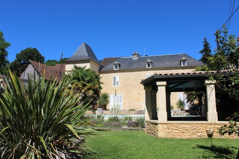 Deluxe sale house / villa Carsac aillac 1290000€ - Picture 2