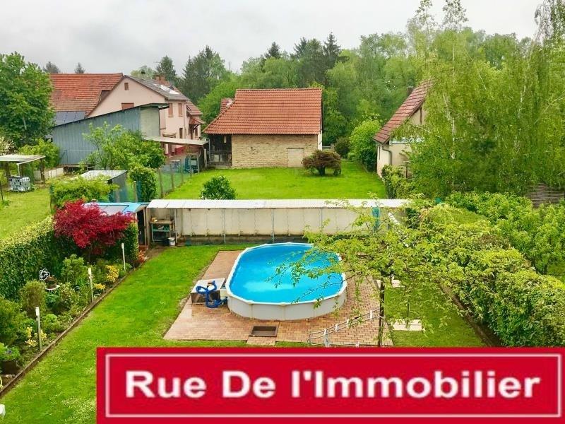 Vente maison / villa Offendorf 312000€ - Photo 1
