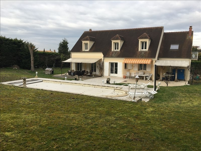 Deluxe sale house / villa Chambourcy 1290000€ - Picture 9