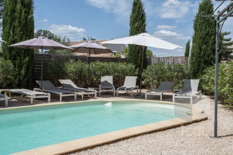 Vente de prestige maison / villa Allègre-les-fumades 735000€ - Photo 1