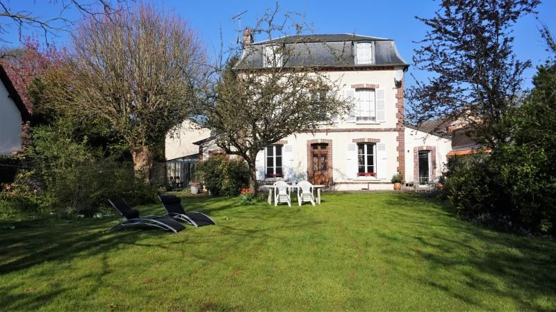 Vendita casa Breval 364000€ - Fotografia 1