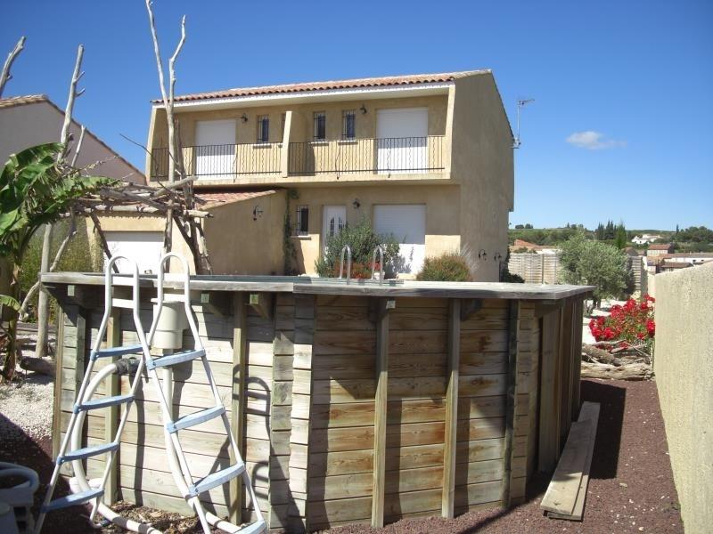 Vente maison / villa Causses et veyran 255000€ - Photo 4