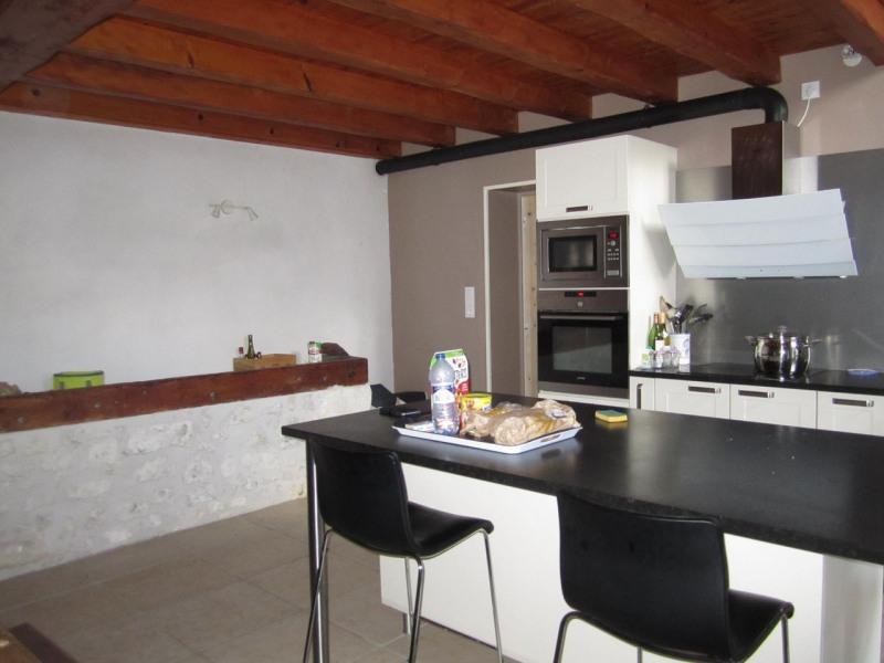 Sale house / villa Criteuil-la-magdeleine 254000€ - Picture 4