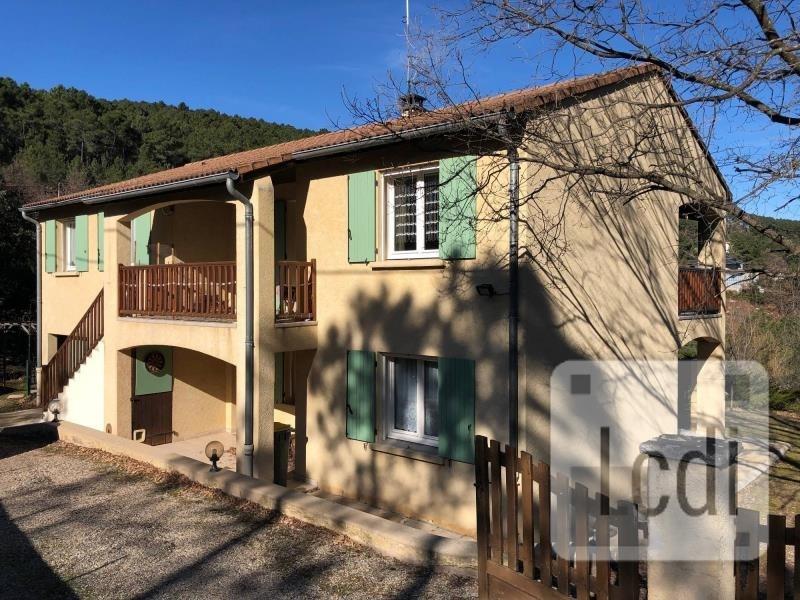 Vente maison / villa Aubenas 296800€ - Photo 1