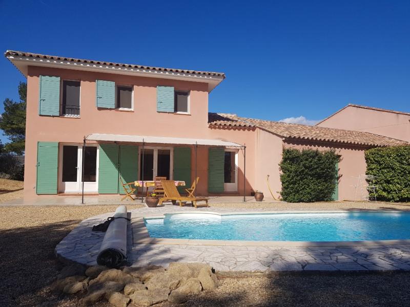 Villa centre Lambesc 134 m² avec piscine et terrain de 1100 m²