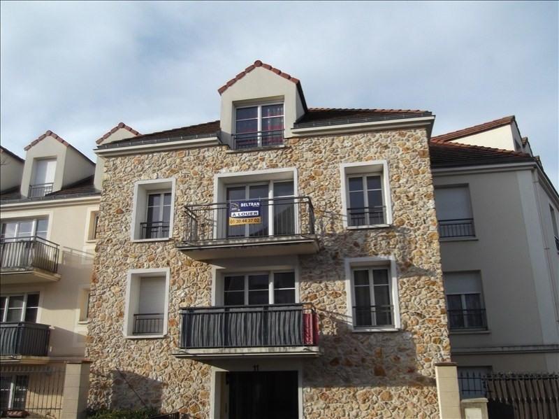 Alquiler  apartamento Trappes 760€ CC - Fotografía 1