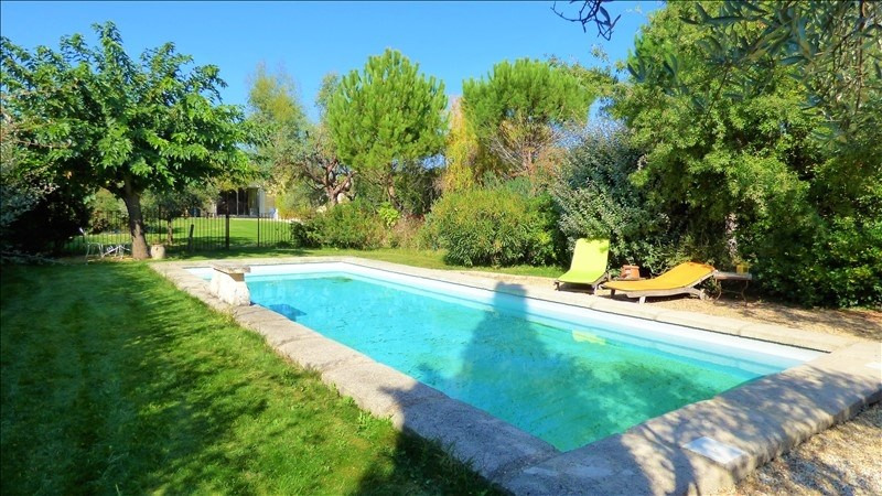 Sale house / villa Monteux 449000€ - Picture 9